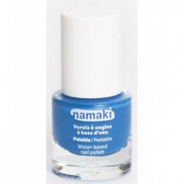 Namaki Vernis à ongles pour enfants base eau 08 Bleu ciel 7.5ml Namaki