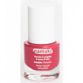 Namaki Vernis à ongles pour enfants base eau 04 Corail 7.5ml Namaki