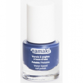 Namaki Vernis à ongles pour enfants base eau 07 Violet 7.5ml Namaki