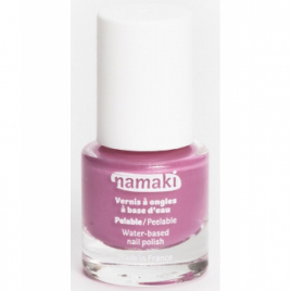 Namaki Vernis à ongles pour enfants base eau 02 Rose 7.5ml Namaki Anti-âge / Beauté Onaturel.fr