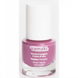 Namaki Vernis à ongles pour enfants base eau 02 Rose 7.5ml Namaki
