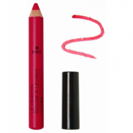 Avril Beauté Crayon à rouge à lèvres Jumbo Griotte 2g Avril Beauté Rouges à levres bio - gloss et crayons à lèvres Onaturel.fr