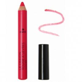 Avril Crayon à rouge à lèvres Jumbo Rose Indien 2g Avril Beauté Rouges à levres bio - gloss et crayons à lèvres Onaturel.fr