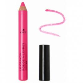 Avril Crayon à rouge à lèvres Jumbo Rose Bonbon 2g Avril Beauté Rouges à levres bio - gloss et crayons à lèvres Onaturel.fr