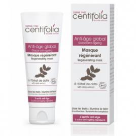Centifolia Masque regénérant anti âge global à l'extrait de Datte