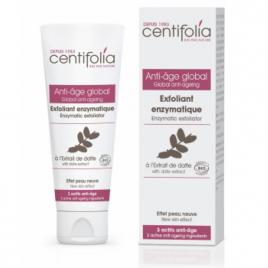 Centifolia Exfoliant enzymatique anti âge global à l'extrait de Datte 70ml Centifolia Soins anti-âge Bio Onaturel.fr