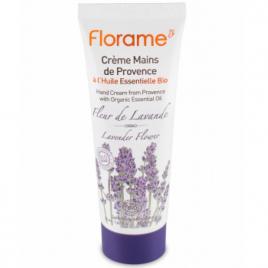 Florame Crème Mains de Provence Fleur de Lavande 50ml