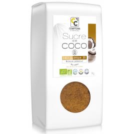 Comptoirs Et Compagnies Sucre de Fleurs de Noix de Coco 1kg Comptoirs Et Compagnies