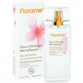 Florame Eau de Parfum Fleur d'Oranger Merveilleuse 50ml