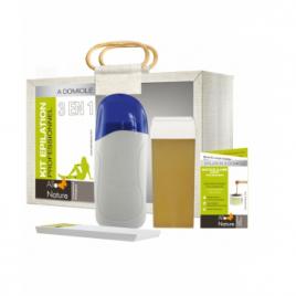 AlloNature Kit professionnel Epilation à domicile 3 en 1 AlloNature Soins du corps Bio Onaturel.fr