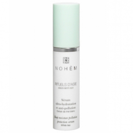 Nohèm Sérum ultra hydratation et anti pollution à l'Extrait de Thé blanc 30ml
