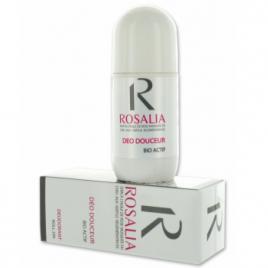 Rosalia Déodorant Douceur bio actif 50ml Rosalia Hygiène Onaturel.fr
