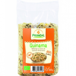 Primeal Quinama à base de Quinoa et d'Amarante prêt en 15 minutes 500g Primeal Savons / Gels douches Onaturel.fr