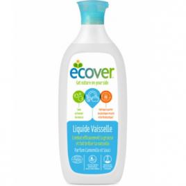 Ecover Liquide vaisselle Camomille et Souci 1L Ecover Produits Lave-vaisselle Bio Onaturel.fr