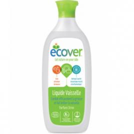 Ecover Liquide vaisselle au citron 1L Ecover Produits Lave-vaisselle Bio Onaturel.fr