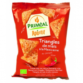 Primeal Triangles de Maïs à la Mexicaine 50g Primeal Savons / Gels douches Onaturel.fr