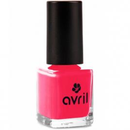 Avril Vernis à ongles Sorbet framboise N° 565 7ml Avril Beauté Vernis à ongles bio Onaturel.fr