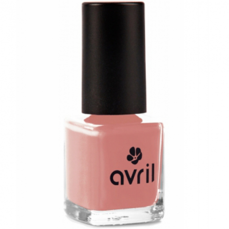 Avril Vernis à ongles Nude N° 566 7ml Onaturel