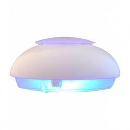 Zen Arôme Diffuseur par Ventilation Igloo Blanc