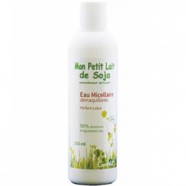 Mon Petit Lait De Soja  Eau micellaire démaquillante Parfum Lotus 250ml