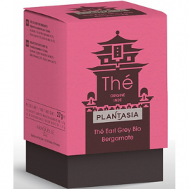 Plant Asia Thé Earl Grey Bio Bergamote 27g Plant Asia Savons / Gels douches Onaturel.fr