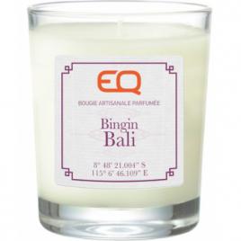 EQ Bougie artisanale parfumée Bingin Bali 180g