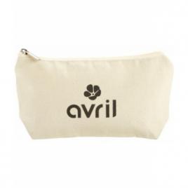 Avril Trousse coton bio petit modèle Avril Beauté Accessoires Bio Onaturel.fr