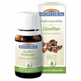 Biofloral Clou de girofle 10ml Biofloral Huiles essentielles Onaturel.fr