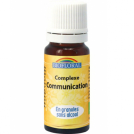 Biofloral Complexe floral n°5 Communication en spray 20ml Biofloral Elixirs floraux - Dr Bach Onaturel.fr