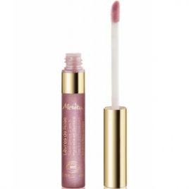 Melvita Gloss Lèvres de Rose 4ml