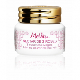 Melvita Baume Nectar de 3 roses 8g Melvita Categorie temp Onaturel.fr