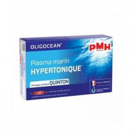 Super Diet PMH (Quinton) hypertonique 20 ampoules de 15 ml Super Diet Categorie temp Onaturel.fr