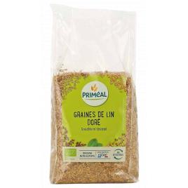 Primeal Graines de lin doré 500g Primeal Digestion Onaturel.fr