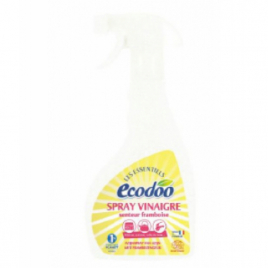 Ecodoo Spray vinaigre senteur framboise 500ml