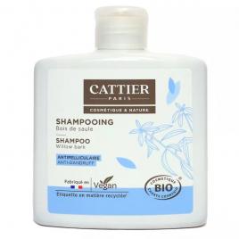 Cattier Shampoing au bois de saule antipelliculaire 250ml Cattier