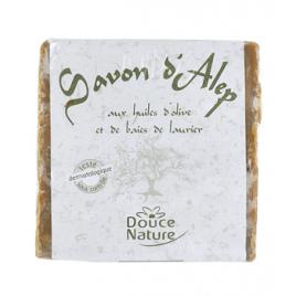 Douce Nature Savon d'Alep 12% huile de Laurier 210g Douce Nature Savons d'Alep / Marseille Onaturel.fr
