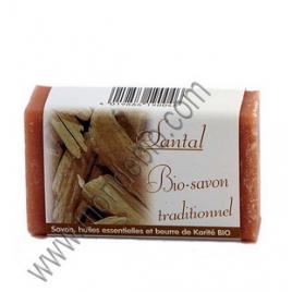 Sodasan Savon crème Santal 100g Sodasan Accueil Onaturel.fr