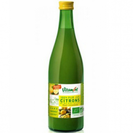 Vitamont Pur jus de Citron Bio Vitalia 25cL