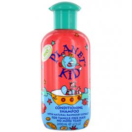Planet Kid Shampoing à la Framboise ne pique pas les yeux 200ml Planet Kid Accueil Onaturel.fr