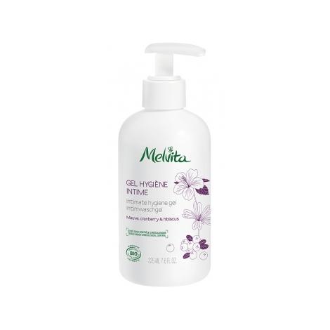 Melvita Gel hygiène intime Mauve Cranberry Hibiscus 225 ml Onaturel