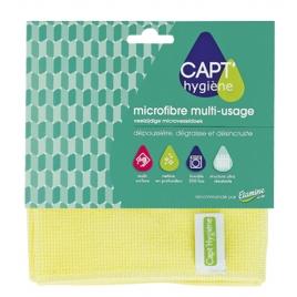 Etamine du Lys Microfibre multi usage Capt'Hygiène Etamine du Lys Multi Usages Onaturel.fr