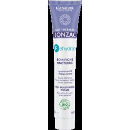 Eau Thermale Jonzac Soin riche réhydratant peaux déshydratées et sensibles 50ml Eau Thermale Jonzac