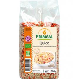 Primeal Quinori Préparation à base de quinoa rouge 500g Primeal Accueil Onaturel.fr