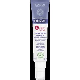 Eau Thermale Jonzac Sublimactive Crème riche jeunesse immédiate 40ml Eau Thermale Jonzac Soins spécifiques bio anti-âge Onatu...