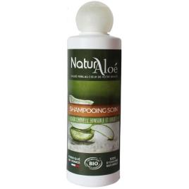 NaturAloe Shampoing soin Aloé Vera 200ml