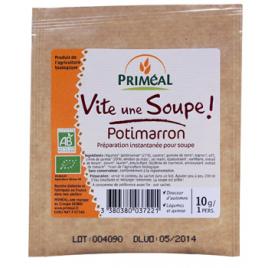 Primeal Vite une soupe Estivale sachet individuel 10g Primeal Accueil Onaturel.fr