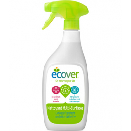 Ecover Ecosurfactant Spray multi surfaces 500ml Ecover Entretien ménager Onaturel.fr