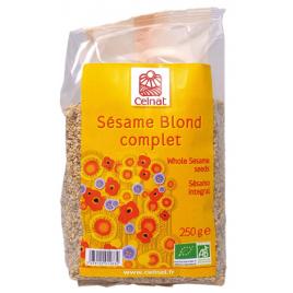 Celnat Sésame Blond complet 250g Celnat Epicerie Onaturel.fr
