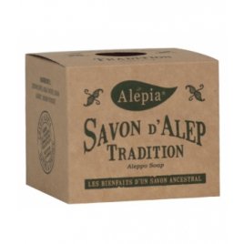 Alepia Savon d'Alep tradition 190g Onaturel