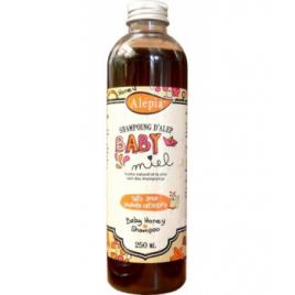 Alepia Shampoing d'Alep au miel Babymiel 250ml Alepia Bain / Shampooing Bio Onaturel.fr